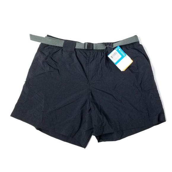 Columbia Pants - Columbia Ladies Sandy River Black Cargo Shorts $45